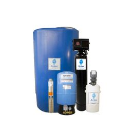 INDOOR RESIDENTIAL LIQUID CHLORINATING FILTRATION PACKAGE