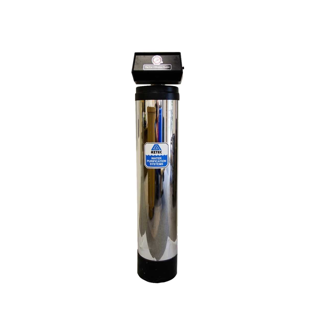 RUST BUSTER PLUS 5-IN-1 WATER FILTRATION SYSTEM