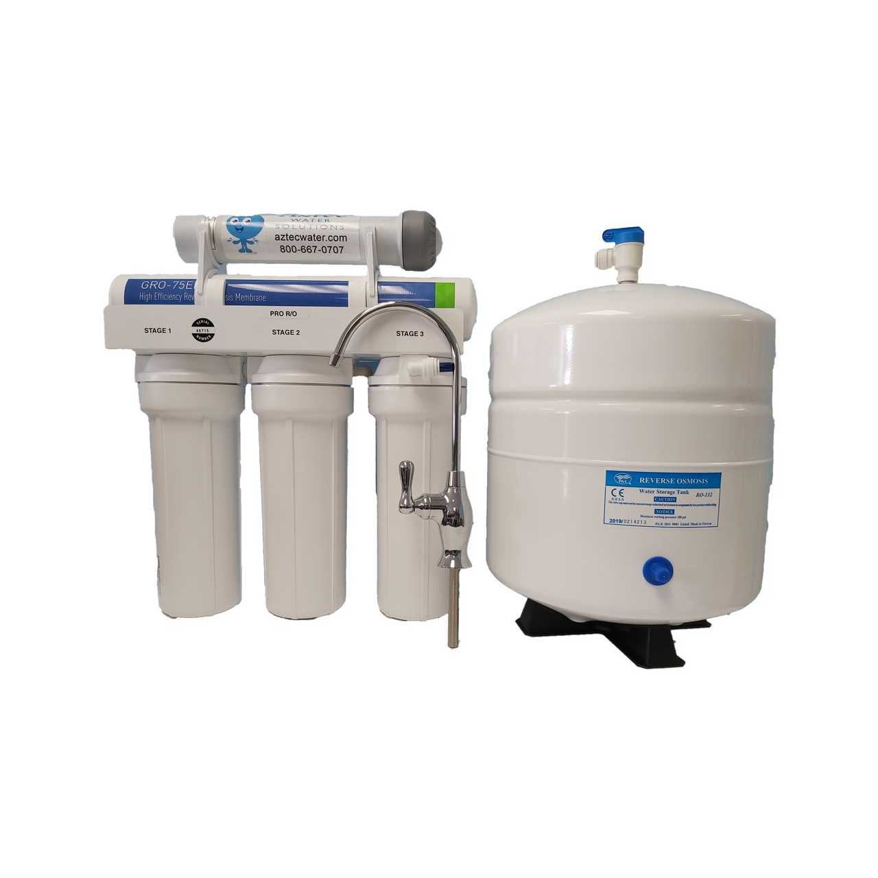 UV drinking water system